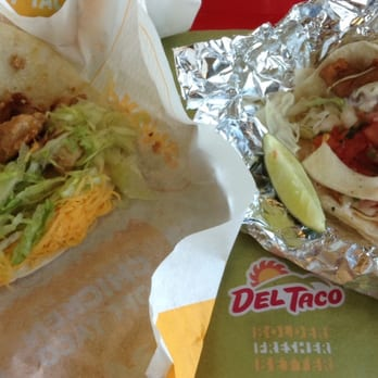Photo Of Del Taco   Gresham, OR, United States. Grilled Chicken Soft Taco Part 72