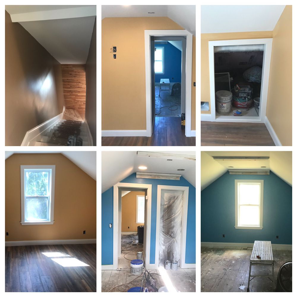 Above All Painting and Construction: Clinton Township, MI