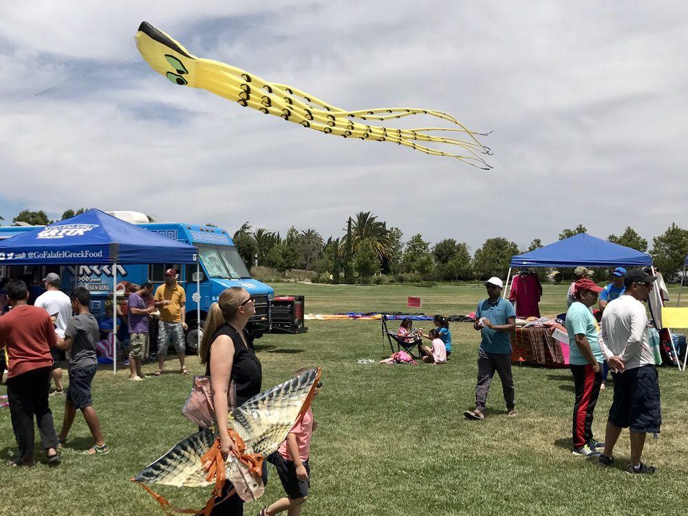 Mountain House Kite Festival