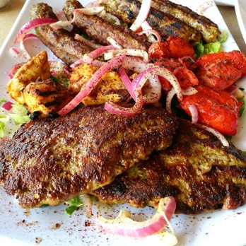 Afghan kabob and grill 164 photos 179 reviews afghan for Afghan kabob cuisine