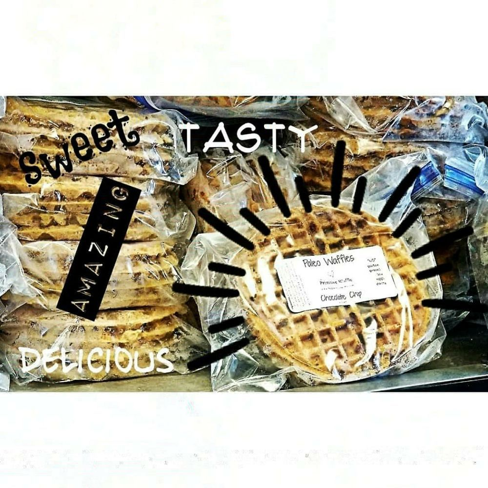 The Primitive Waffle: Escondido, CA