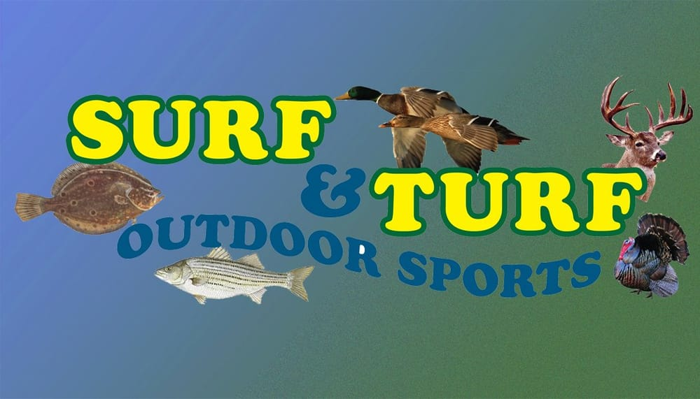 Surf & Turf Outdoor Sports: 18501 Eltham Rd, West Point, VA