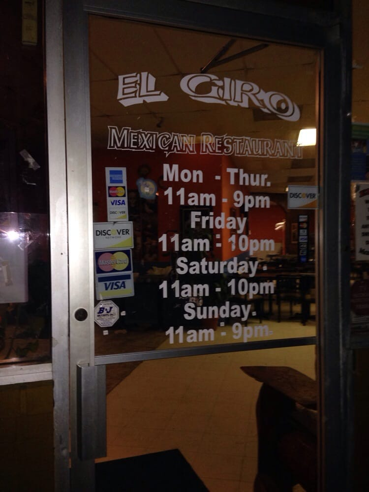 Elgiro Mexican Restaurant: 11838 Texas Hwy, Many, LA