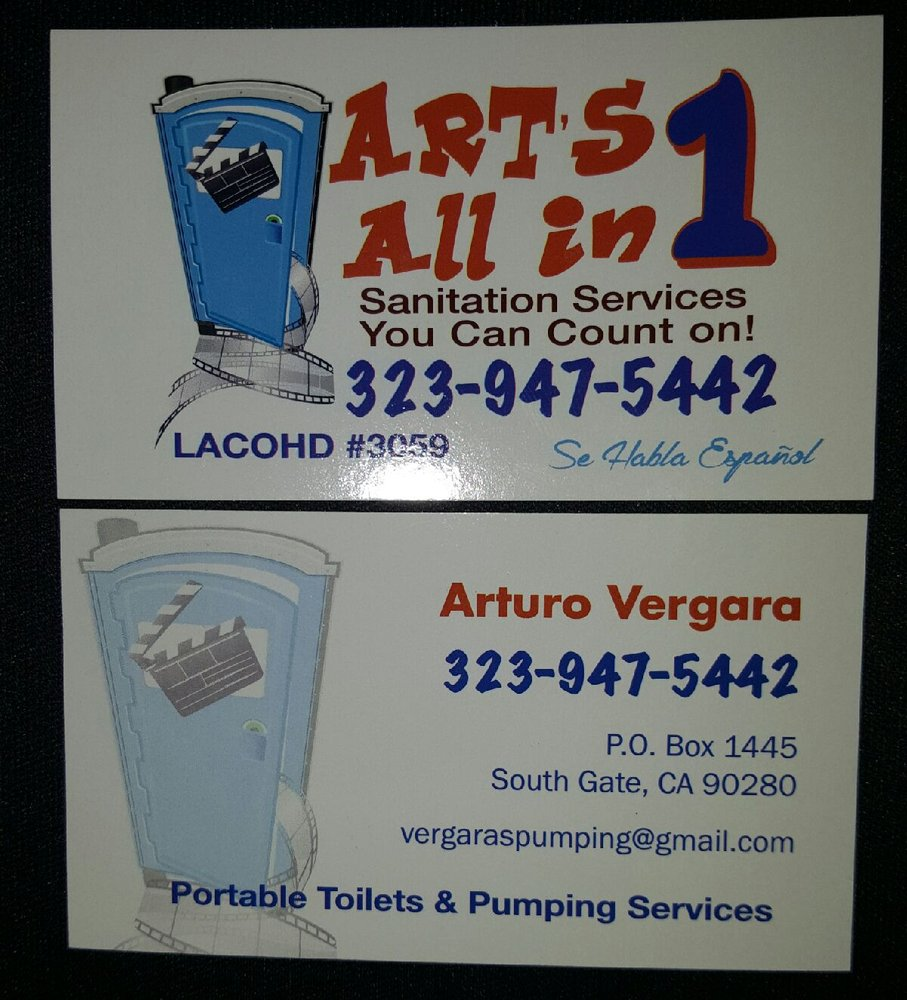 Portable Sanitation Services : Feel free to call or email for all your sanitation