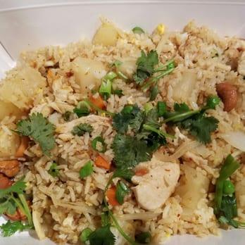 Tuk Tuk Thai Kitchen Seattle Menu