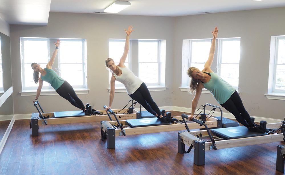 Thrive Pilates Studio: 101 W South St, Aberdeen, NC