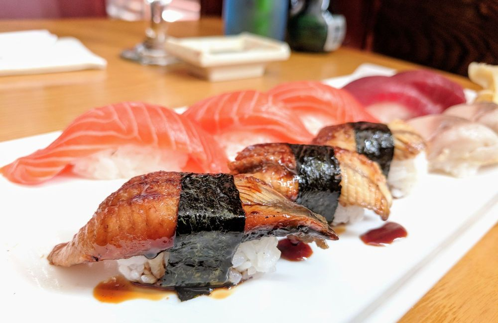 Photo of Mahzu Sushi Bar & Restaurant: Norwich, CT