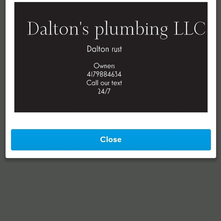 Dalton's Plumbing: Seymour, MO