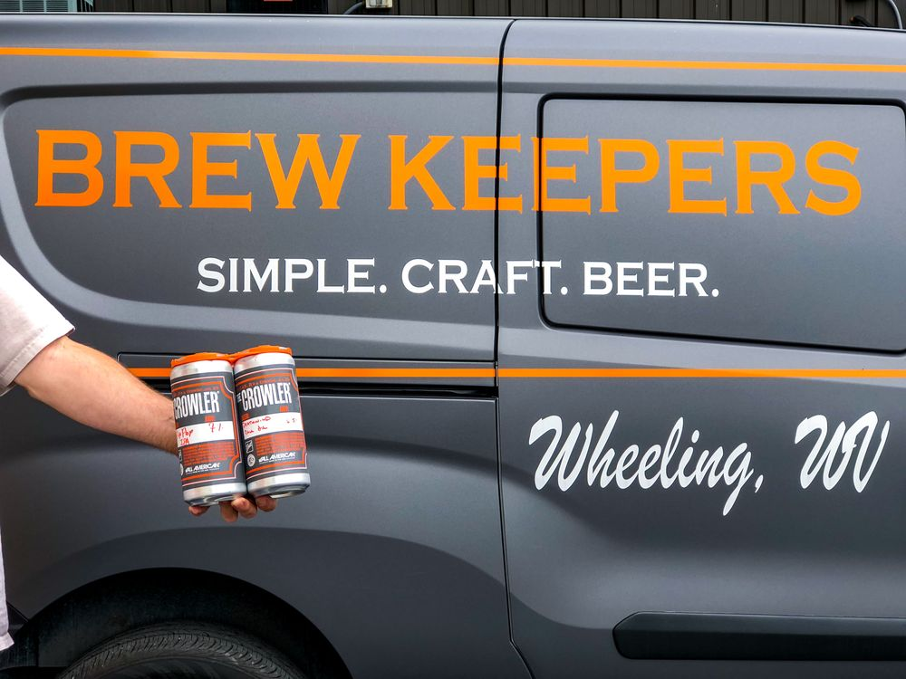 Brew Keepers: 2245 Market St, Wheeling, WV