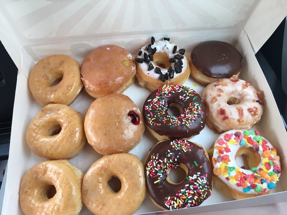 Honeybun Donuts and Kolaches: 1540 Alabama 21, Atmore, AL