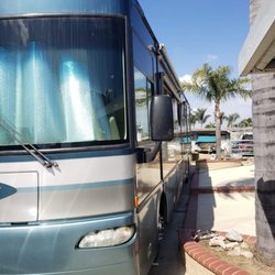 RV Paint Department and Collision & Boat RV Storage - 3667