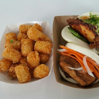 photo of king bao orlando fl united states the bao combo