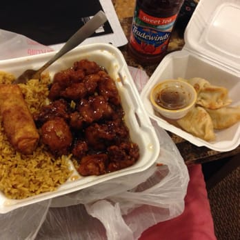 Photo Of Auntie Leeu0027s Chinese Kitchen   Champaign, IL, United States.  General Tsou0027s