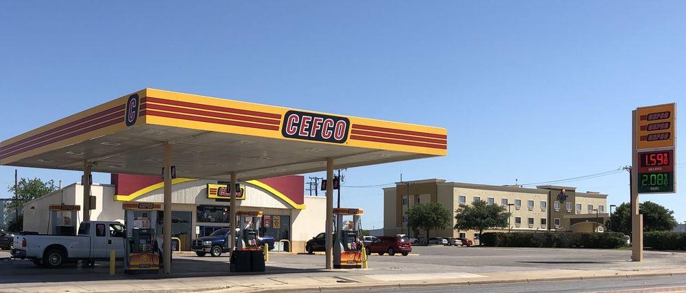 Cefco: 130 Early Blvd, Early, TX