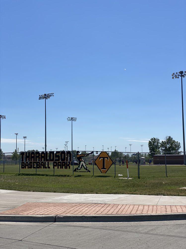 Tharaldson Baseball Park: 2401 42nd St SW, Fargo, ND