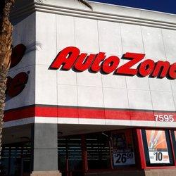 Auto Zone Auto Parts Supplies 7595 Vegas Dr Las Vegas