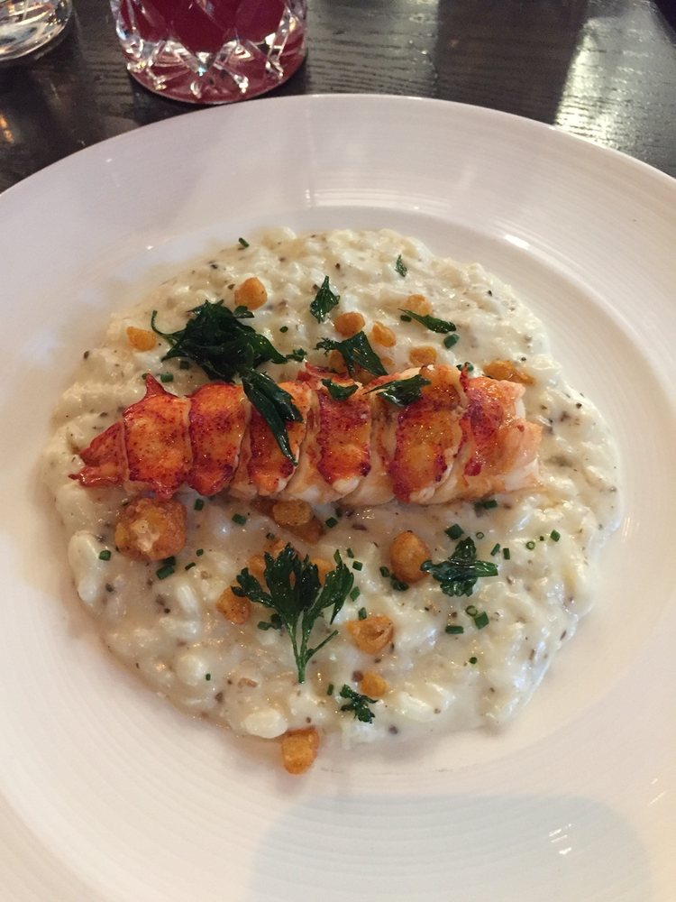 Lobster Risotto Appetizer 5 5 I Will Forever Crave This