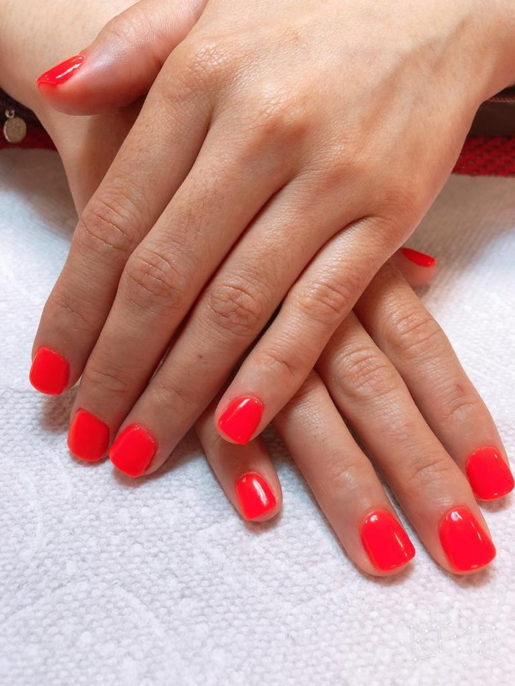 Katherine Nail & Spa: 199-02 32nd Ave, Flushing, NY