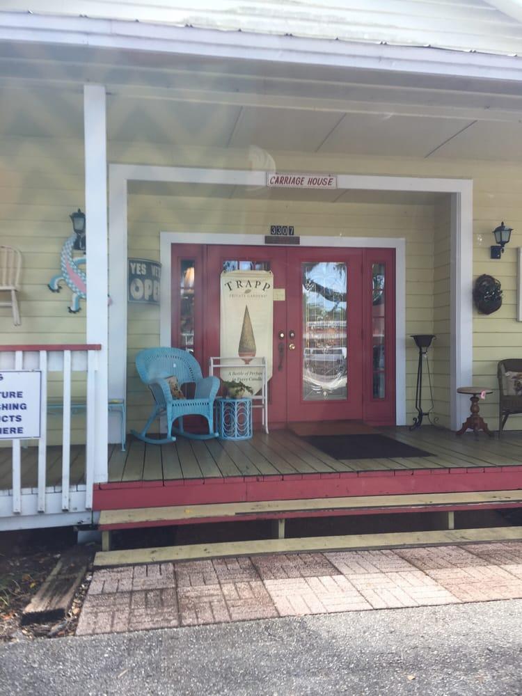 Carriage House Antiques of Bradenton: 3307 Manatee Ave W, Bradenton, FL
