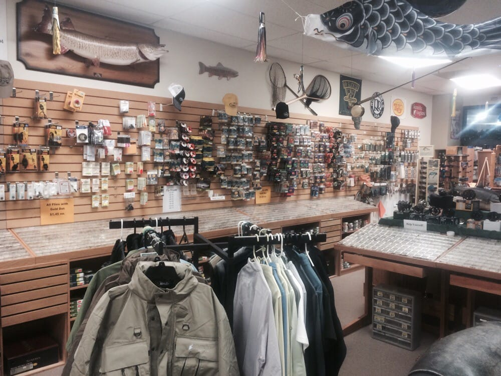 Yager's Fly Shop: 2311 Wakarusa Dr, Lawrence, KS