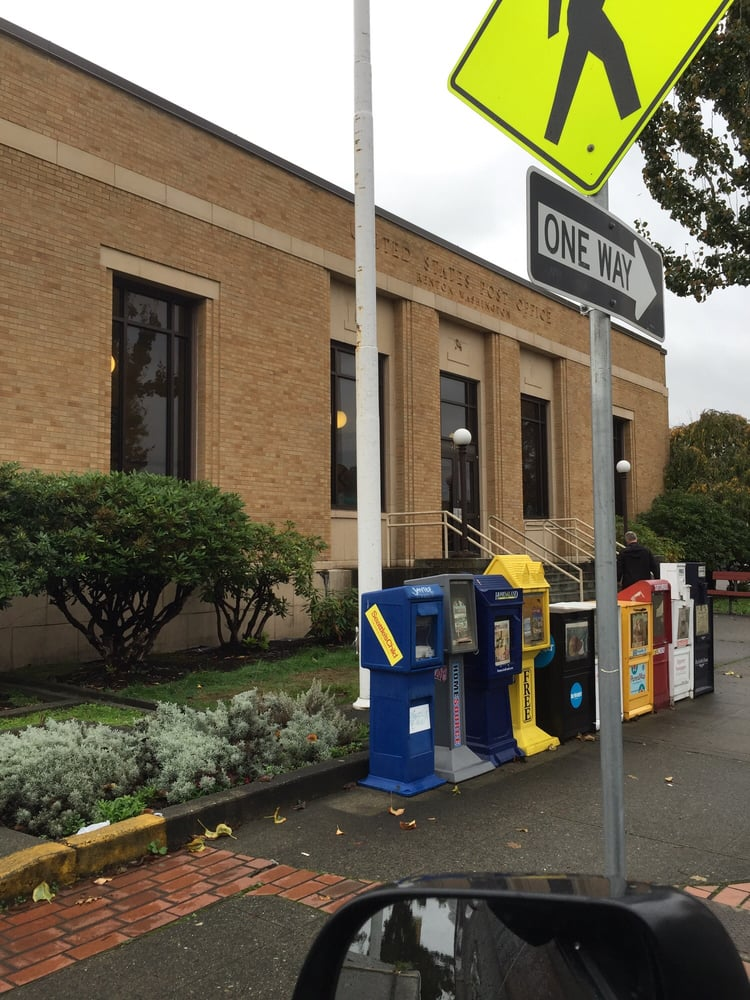 US Post Office: 314 Williams Ave S, Renton, WA