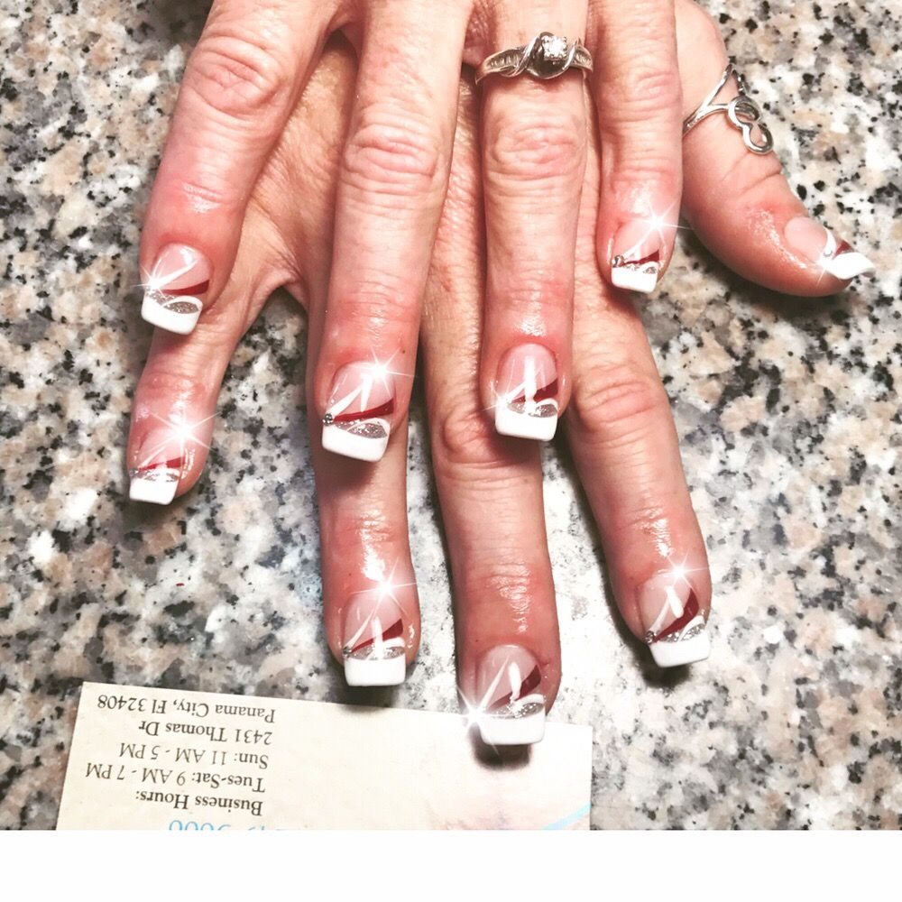 Unique Nail Spa: 2431 Thomas Dr, Panama City, FL