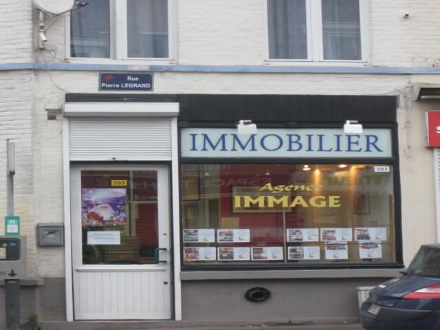 Agence image agence immobili re 203 rue pierre legrand for Agence immobiliere lille
