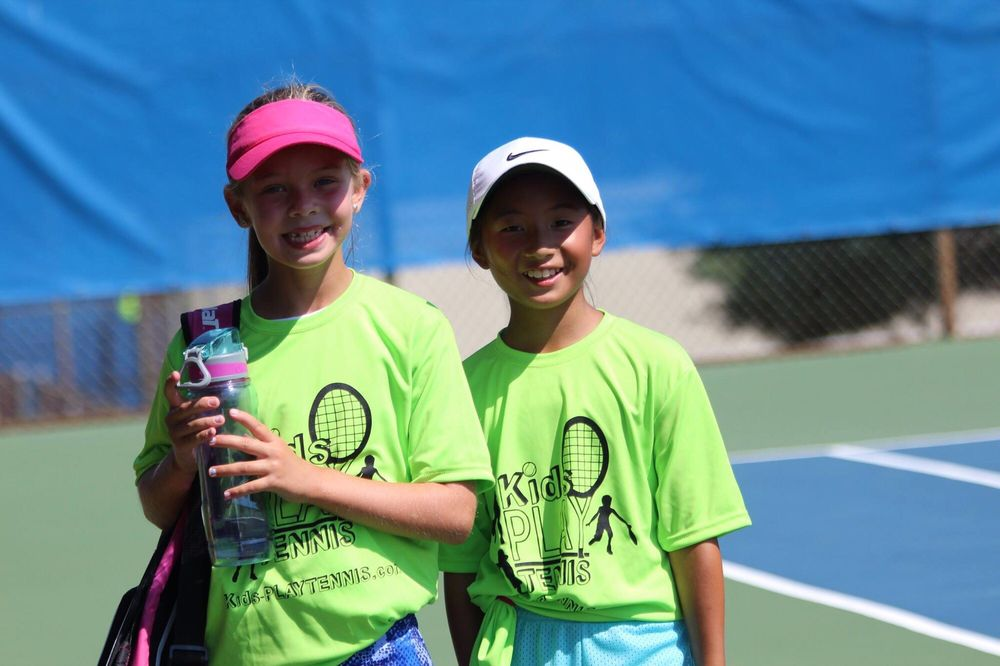 Kids Play Tennis Community Outreach Program: 541 E Washington Ave, Bethlehem, PA