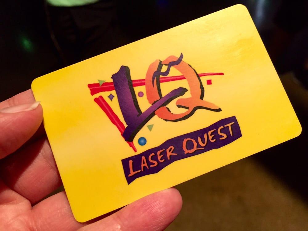 Laser Quest: 2120 N Woodlawn St, Wichita, KS