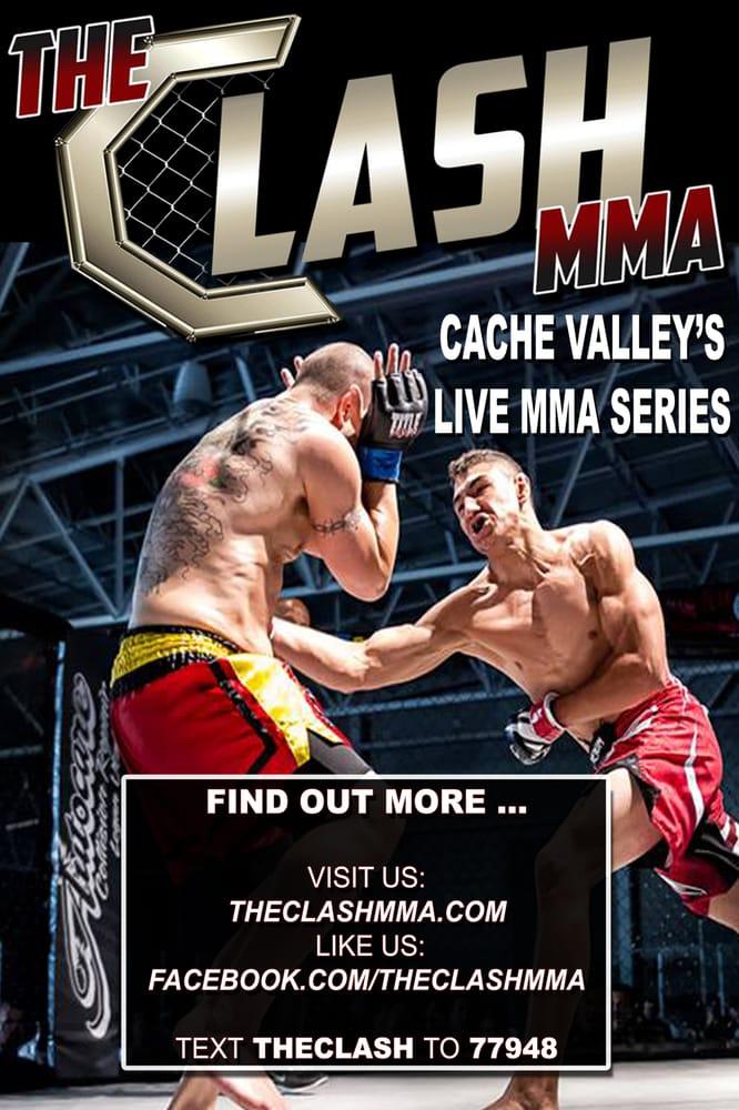 The Clash MMA: Logan, UT