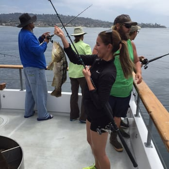 Chubasco 2 sportfishing 56 photos 93 reviews fishing for Bass fishing san diego