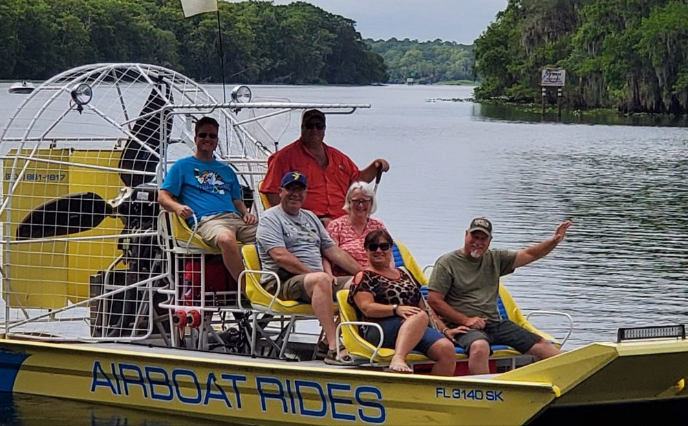 Captain Jed's Airboat Tours