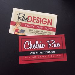 Rae design get quote 15 photos marketing 618 broad st photo of rae design kingsport tn united states business cards are key reheart Image collections
