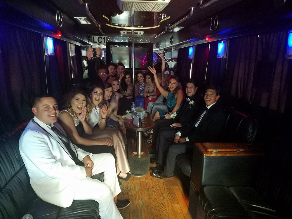 Moores Limo Service: 1710 N Dixie Blvd, Odessa, TX