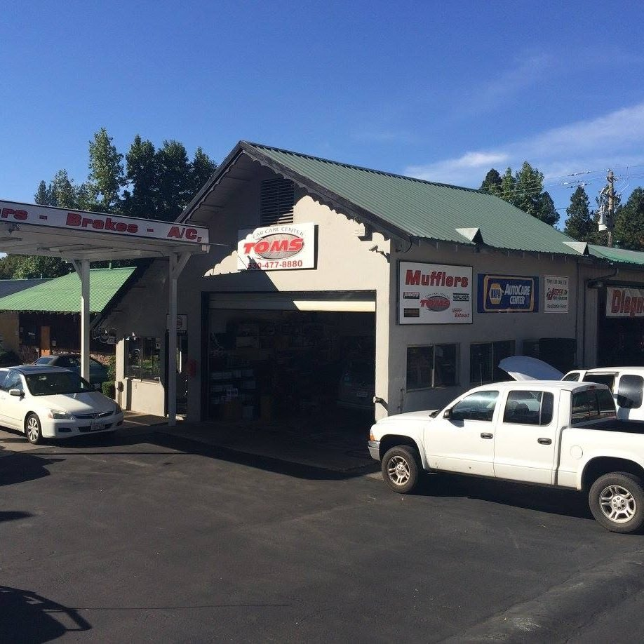 Toms Car Care Center: 13473 Colfax Hwy, Grass Valley, CA