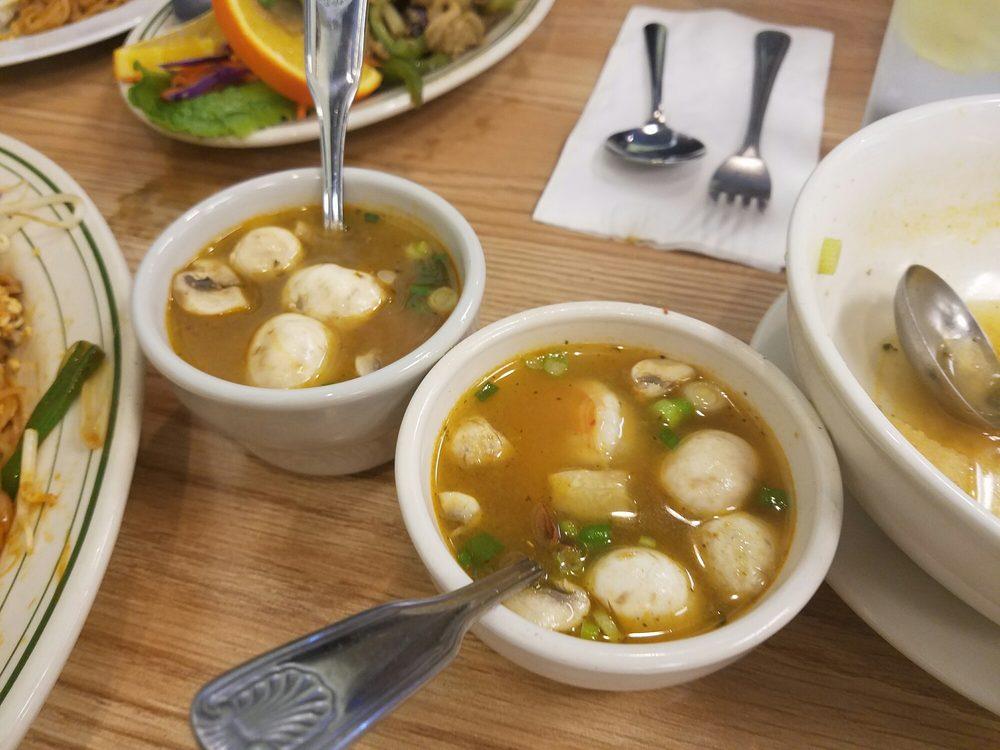 Thai Restaurant Stockton Ca