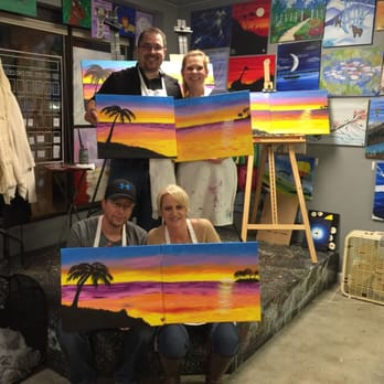 Sisters paint and wine closed 49 photos paint sip for Paint and wine albuquerque