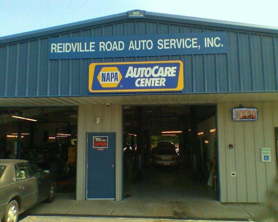 Reidville Road Auto Service : 395 E Blackstock Rd, Spartanburg, SC