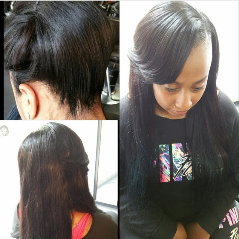 Pull Up Sew In Weave Brazilian Hair Yelp