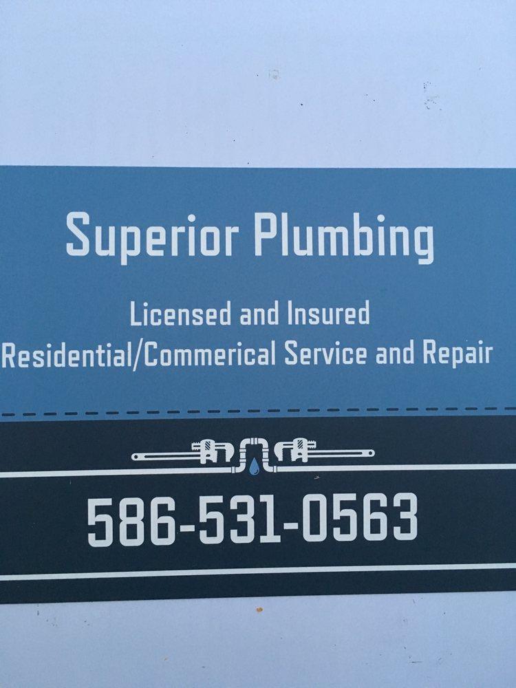 Superior Plumbing: Macomb, MI