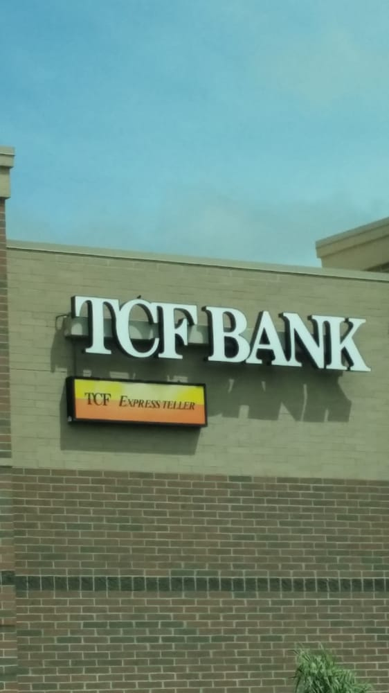 tcf bank apple valley hours