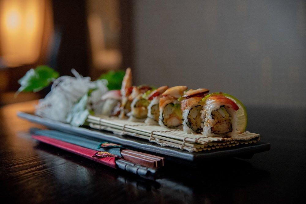 Maru Sushi & Grill
