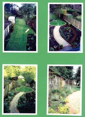 Garden Design Manchester shades of green, garden design - gardeners - 11 kings road