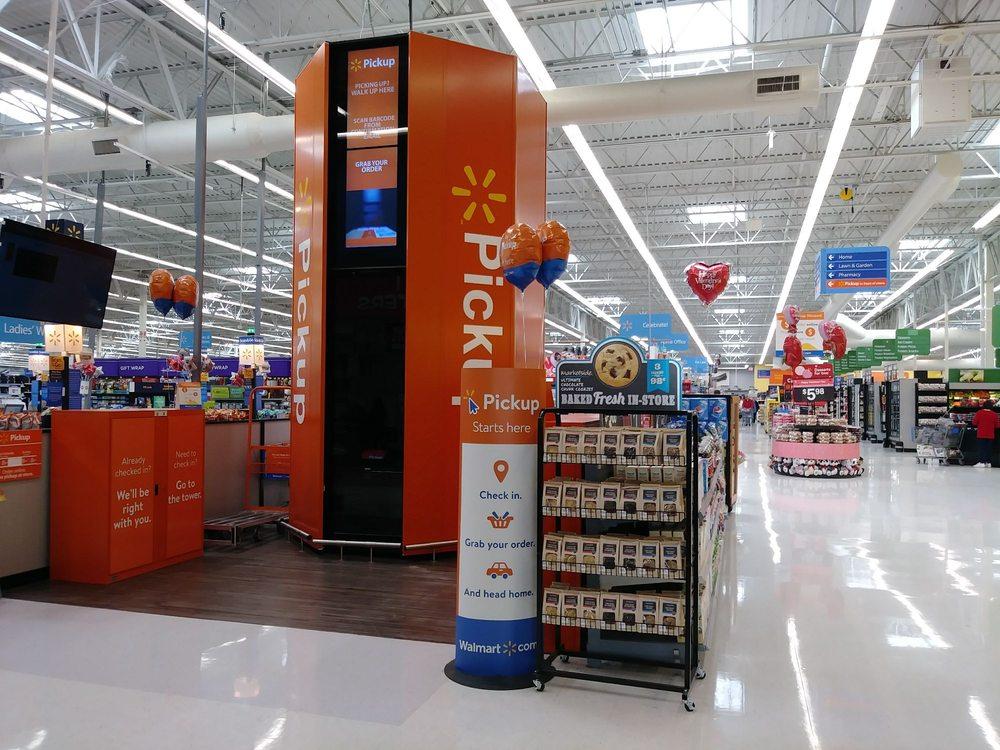 Walmart Supercenter: 1550 Nashville Rd, Franklin, KY