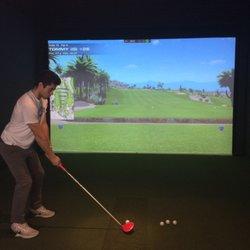 Greens Indoor Golf & Cafe - Golf Lessons - 97 Baker St, Maplewood ...