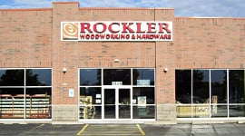 Rockler Woodworking & Hardware