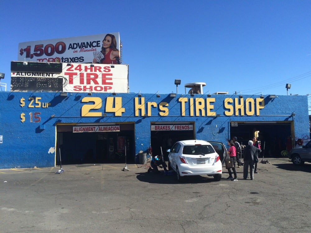24 Hour Tire >> Getting Road Ready For Less Yelp