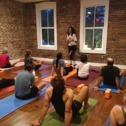 Photo Of Centred On Yoga Fernandina Beach Fl United States Master Cl