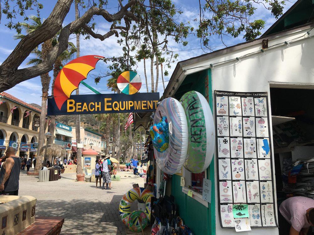 The Beach Stand: 502 Crescent Ave, Avalon, CA