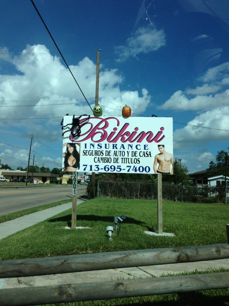 Bikini Insurance Agency  Insurance  5715 Airline Dr, Northside\/Northline, Houston, TX  Phone